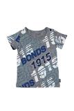 Bonds Short Sleeve Standard T-Shirt - Bonds Retro Logo (0-3 Months)