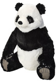 Little Biggies: Panda - 30 Inch Plush