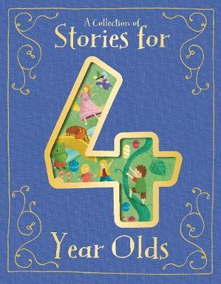 A Collection of Stories for 4 Year Olds image