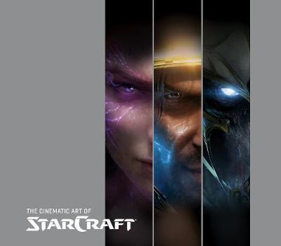 Cinematic Art of StarCraft by Blizzard Entertainment