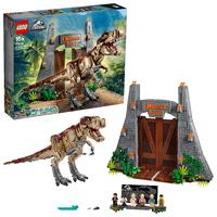 LEGO: Jurassic Park - T.Rex Rampage (75936)