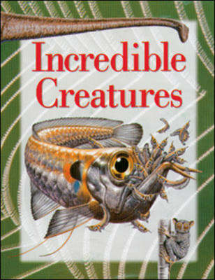 Incredible Creatures: Set One by Robert Coupe image