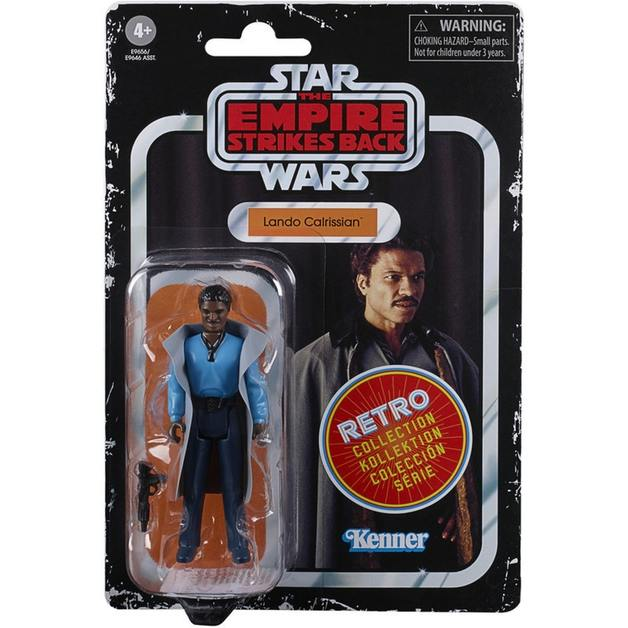 "Star Wars: Lando Calrissian - 3.75"" Retro Action Figure"