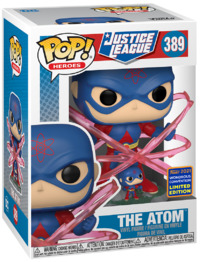 DC Comics: Atom - Pop! Vinyl Figure