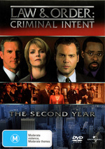 Law & Order - Criminal Intent: Season 2 (6 Disc Box Set) on DVD