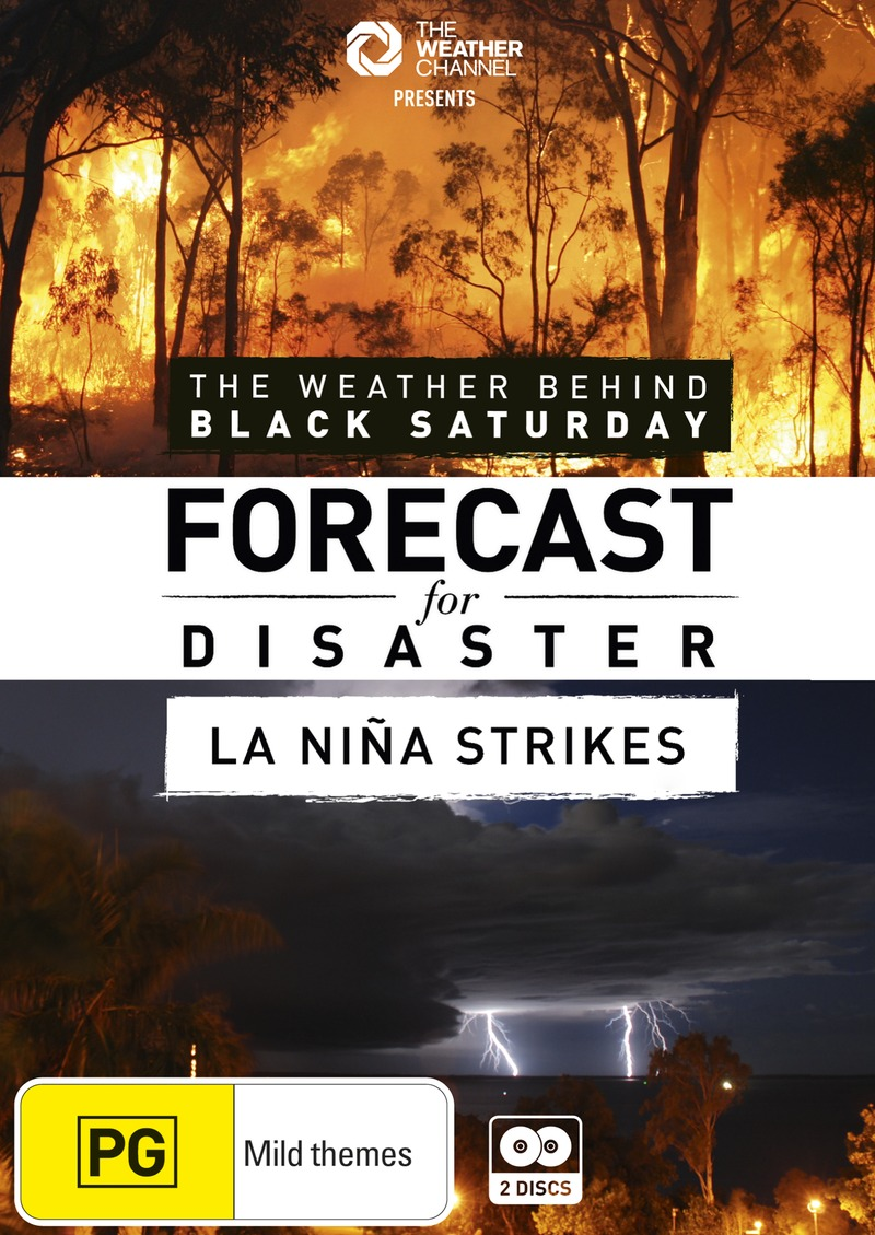 Forecast for Disaster on DVD image