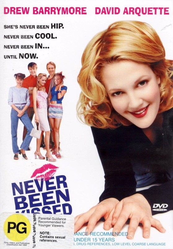 Never Been Kissed on DVD