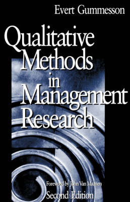 Qualitative Methods in Management Research by Evert Gummesson
