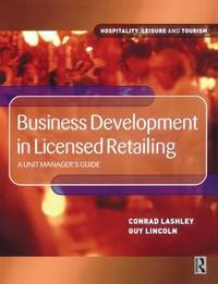 Business Development in Licensed Retailing by Guy Lincoln