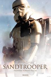 Star Wars: Sandtrooper Premium Format Statue