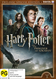 Harry Potter: Year 3 - The Prisoner Of Azkaban (Special Edition) on DVD