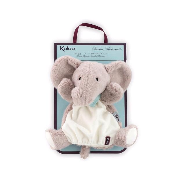 Kaloo: Elephant Comforter/Puppet