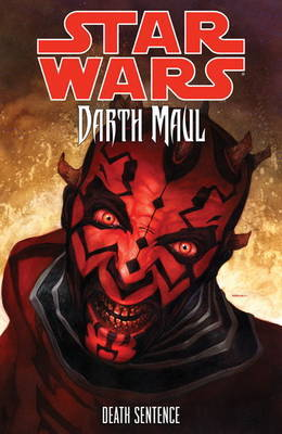 Star Wars - Darth Maul by Tom Taylor