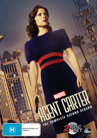 Agent Carter - The Complete Second Season on DVD