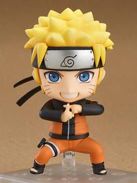 Naruto: Nendoroid Naruto Uzumaki - Articulated Figure
