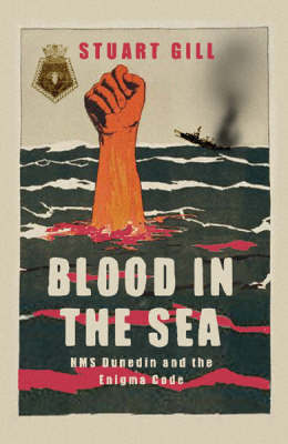 Blood in the Sea by Stuart Gill image