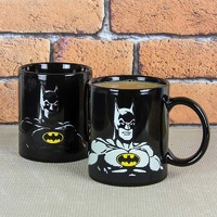 DC Comics Batman Heat Change Mug image