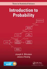 Introduction to Probability by Joseph K. Blitzstein