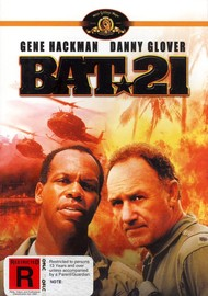 Bat 21 on DVD image