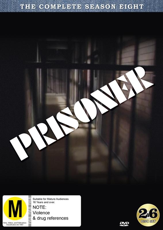 Prisoner - Season 8 on