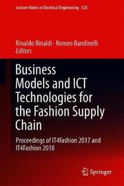 Business Models and ICT Technologies for the Fashion Supply Chain image