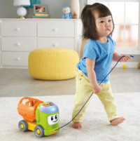 Fisher-Price: Laugh & Learn - Sort & Spill Learning Truck image