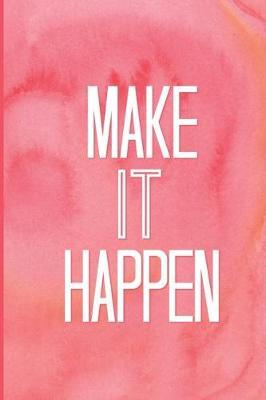 Make It Happen by She's Inspired Paper