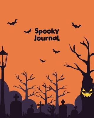 Spooky Journal by Kiddo Teacher Prints