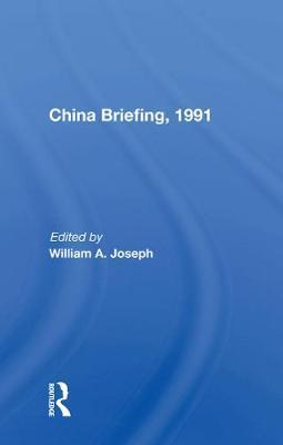 China Briefing, 1991