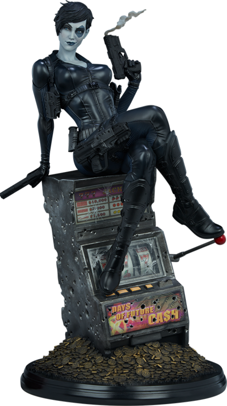 "Marvel: Domino - 20"" Premium Format Figure"