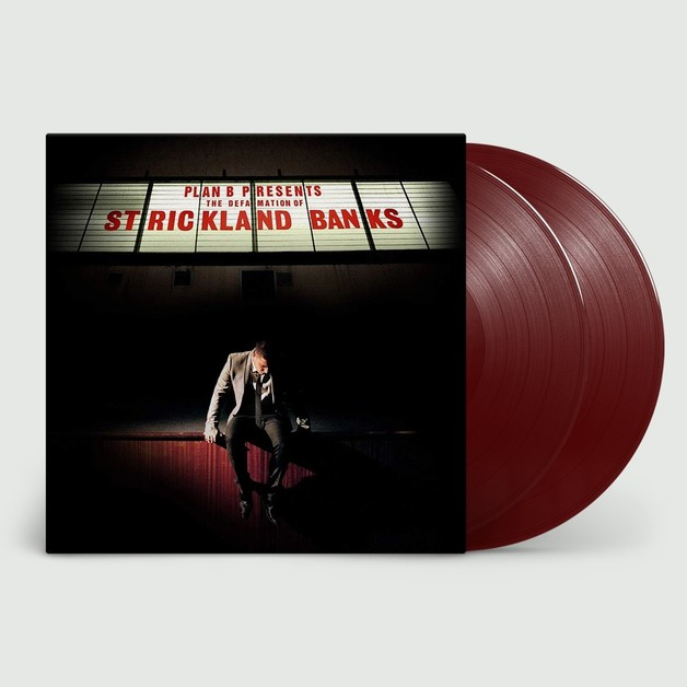 The Defamation Of Strickland Banks (10th Anniversary Limited Coloured Vinyl) by Plan B