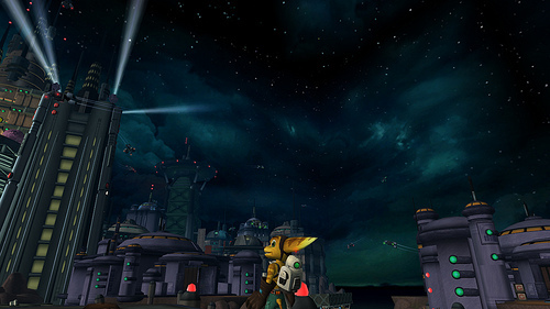 Ratchet and Clank HD Trilogy for PS3 image