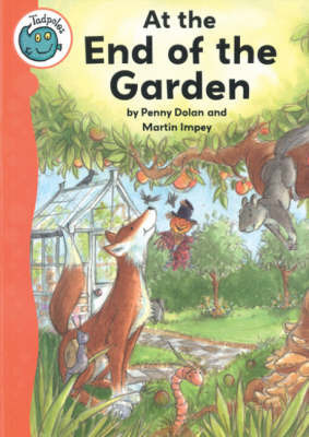 At the End of the Garden by Penny Dolan