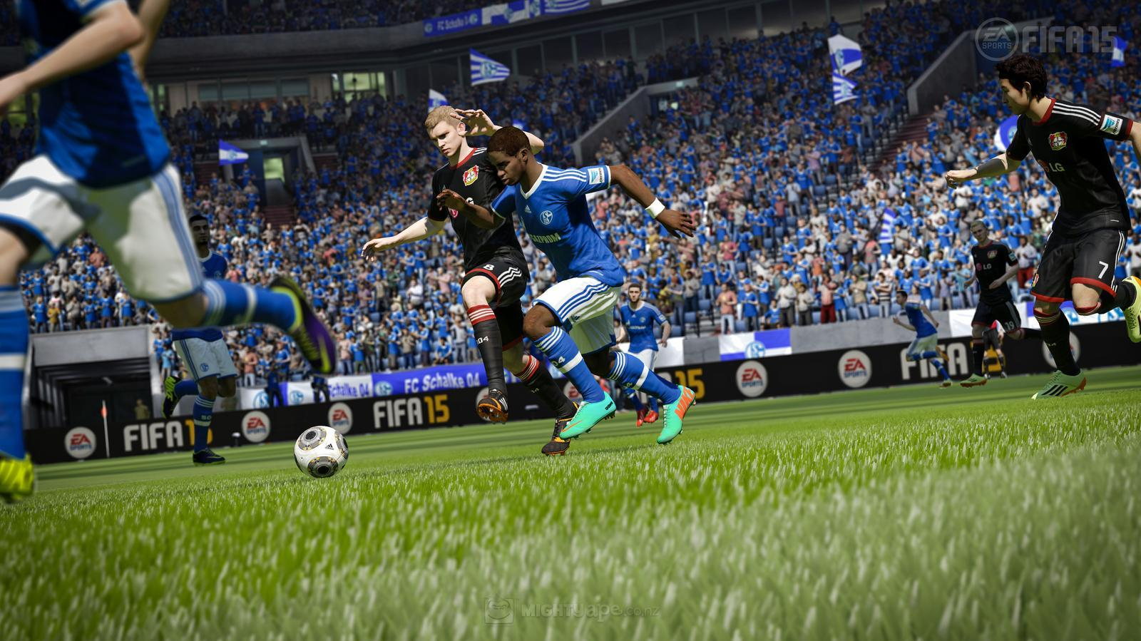 FIFA 15 for X360 image