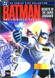 Batman - The Animated Series: Secrets Of The Caped Crusader on DVD