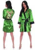 DC Bombshells: Poison Ivy Satin Robe (Medium)
