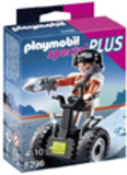 Playmobil Special Plus - Top Agent with Balance Rider (5296)