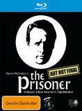 The Prisoner - Series Collection [Digitally Remastered Edition] on Blu-ray