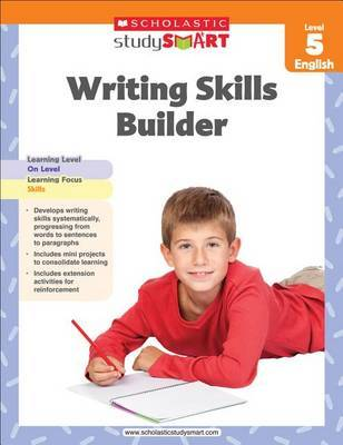 Writing Skills Builder, Level 5 by Scholastic image