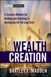 Wealth Creation by Bartley J. Madden image