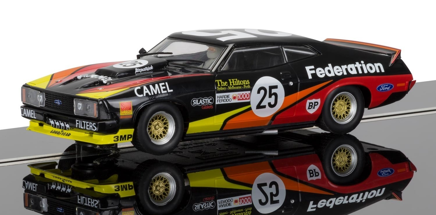 Scalextric: DPR Ford Falcon XC #25 Bathurst - Slot Car image