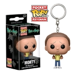 Rick & Morty - Morty - Pocket Pop! Keychain