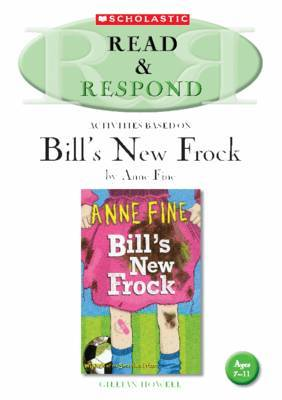Bill's New Frock Teacher Resource by Gillian Howell image