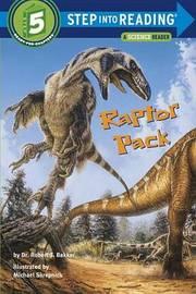 Raptor Pack by Robert T. Bakker image