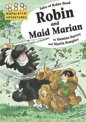 Robin and Maid Marian by Damian Harvey