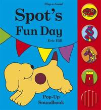 Spot's Fun Day by Eric Hill image
