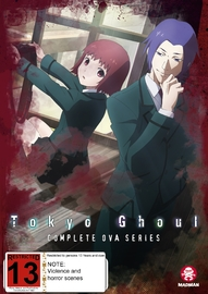 Tokyo Ghoul: Jack / Pinto - Complete OVA Series (Subtitled Edition) on DVD