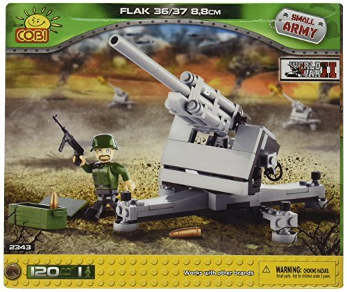 Cobi: World War 2 - German FLAK 36/37 88mm