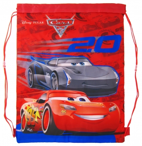 Disney Cars Gym Bags