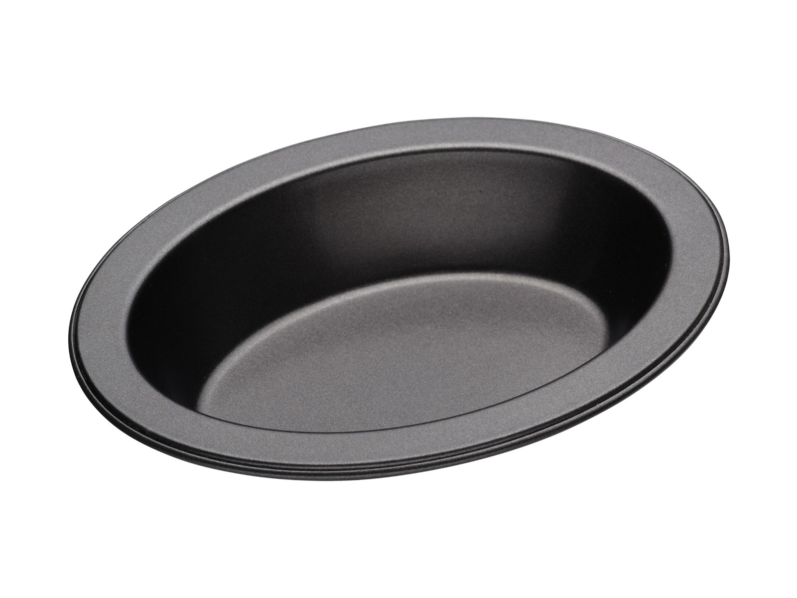 MasterClass: Non-Stick Individual Oval Pie Dish (13cm) image